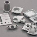 Arenado metáles: arenado de componentes metálicos