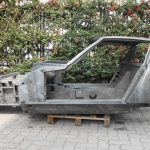 Body shell silking