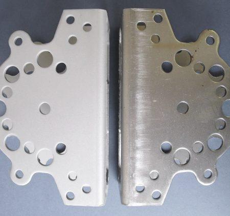 Decapaggio - acciaio inox